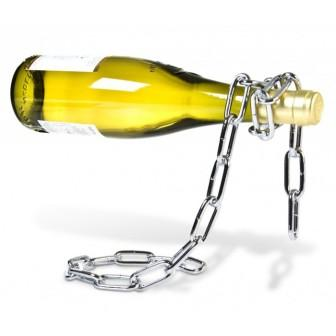 Chain Wine Bottle Stand