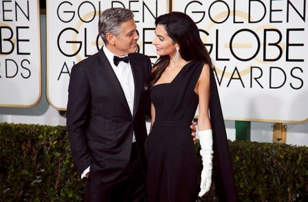 George - Amal Clooney divorcing, rumors say