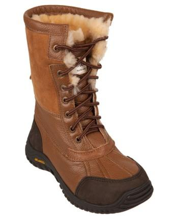 Sheepskin Casual Boots