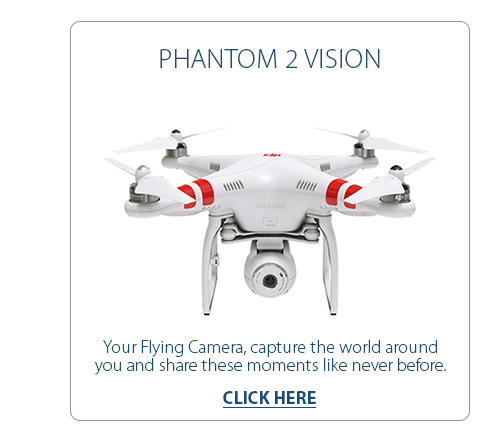 The Phantom 2 Vision