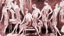 Flapper Dress 1920